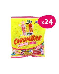 Carambar Mini Mix - 110g (x24)