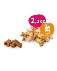 Pop corn Caramel Salé 2x35L - 2,2kg