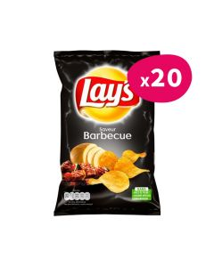 Chips Barbecue - 145g (x20)