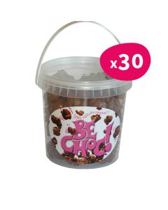 Pop corn Chocolat Be Choc - pot 130g (x30)