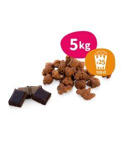 Pop corn Chocolat Be Choc 1x34L - 5kg