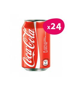 Coca-Cola - 33cl (x24)