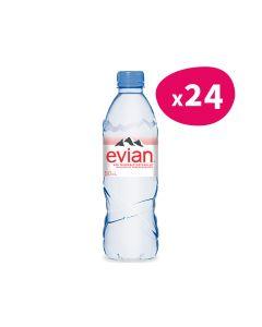 Evian - 50cl (x24)
