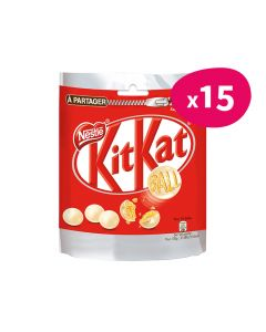 Kit Kat Balls Blanc - 250g (x15)