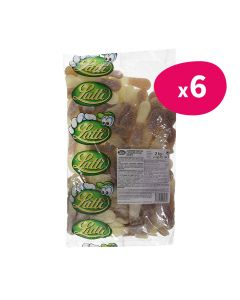 Langues Citric Cola Surffizz - 2kg (x6)