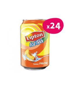 Lipton Pêche - 33cl (x24)
