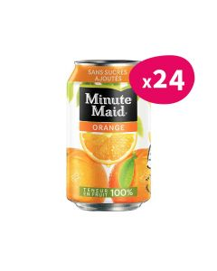 Minute Maid Orange - 33cl (x24)
