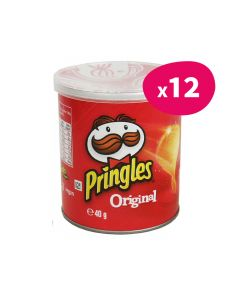 Pringles Original - 40g (x12)