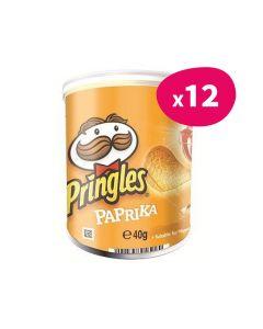 Pringles Paprika - 40g (x12)