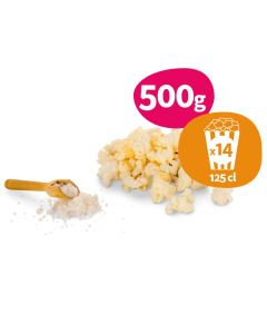 Pop corn Salé 1*17l- 500g