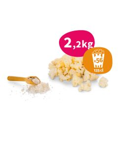 Pop corn Salé 2x35L - 2,2kg