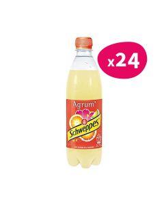 Schweppes Agrum' - 50cl (x24)