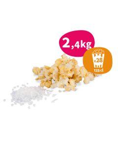 Pop corn Sucré 1x35L - 2,4kg