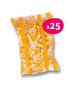 Pop corn Sucré Pop Mania - sachet 100g (x25)