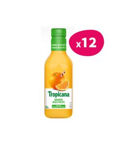 Tropicana Orange - 25cl (x12)
